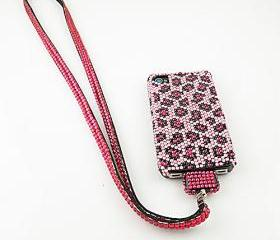 iPhone Bling Lanyard fits series 3 and 4